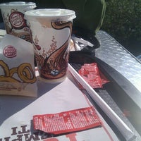 Photo taken at Burger King by Isaac L. on 3/5/2012