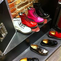 Photo taken at Dr. Martens by Jenn V. on 2/17/2012