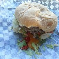 Photo taken at Big Moe's by Jamilah A. on 9/1/2012