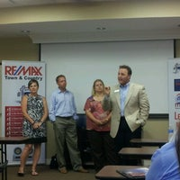 Photo taken at Remax Town & Country by Alan W. on 7/25/2012