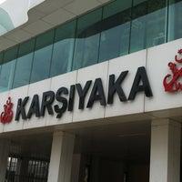 4/8/2012 tarihinde İlkin D.ziyaretçi tarafından Karşıyaka Vapur İskelesi'de çekilen fotoğraf