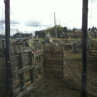 Photo taken at Rhinos Paintball by Ivonne P. on 6/2/2012