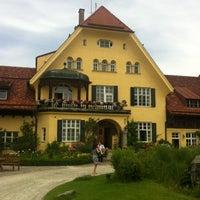 Photo taken at Gut Sonnenhausen by Nils on 6/28/2012