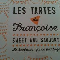 3/1/2012 tarihinde Geraldine G.ziyaretçi tarafından Les Tartes de Françoise'de çekilen fotoğraf