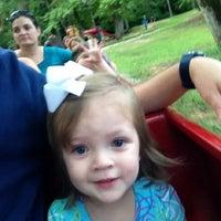 Photo taken at Monkey Park by Ashley M. on 8/7/2012