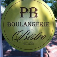 Photo taken at PB Boulangerie Bistro by Lyn on 8/2/2012