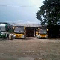 Photo taken at Sara Bus Terminal by Wandering Medic J. on 8/22/2012