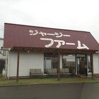 Photo taken at ジャージーファーム by TAKASHI T. on 3/4/2012