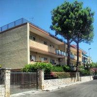 Photo taken at Quartiere Casale by Luana P. on 7/11/2012