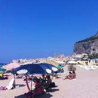 Foto scattata a Spiaggia di Cefalù da Eleonora T. il 8/20/2012