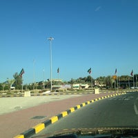 Photo taken at Al-Bida'a Roundabout by Mohamed Q. on 3/6/2012