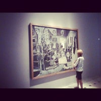 Photo taken at Picasso Museum by Raitis on 9/2/2012
