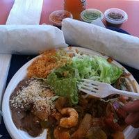 Photo taken at Rigoberto's Taco Shop by Peter G. on 6/6/2012
