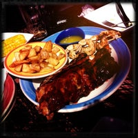 Photo taken at Wagner's Ribs by miss eee on 8/20/2012