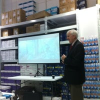 Photo taken at Officeworks by NathanASmith on 3/19/2012