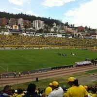 Foto tomada en Estadio Olimpico Atahualpa por Lu B. el 9/7/2012