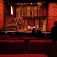 Photo taken at Teatre Borràs by Alger O. on 2/17/2012