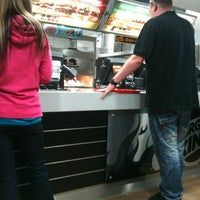 Photo taken at Burger King by Valentino S. on 7/31/2012