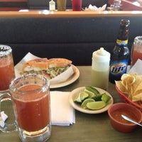 Photo taken at Taqueria Guadalajara by Sandrax L. on 5/6/2012
