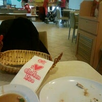 Photo taken at The Chicken Rice Shop by Anip H. on 2/18/2012