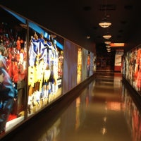 Photo taken at The College Basketball Experience by Jeneen on 7/9/2012