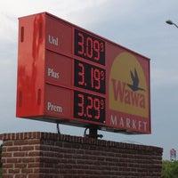 Photo taken at Wawa by Joe R. on 6/22/2012