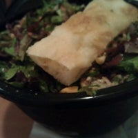 Photo taken at Just Salad by lawrence f. on 6/13/2012