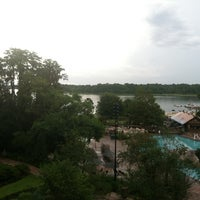 Photo taken at Disney's Fort Wilderness Resort & Campground by Eileen M. on 8/16/2012