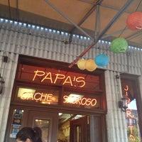 Foto tomada en Papa's Cache Sabroso por Xavier R. el 8/27/2012