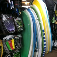 Photo taken at Freeline Design Surf Shop by Walker L. on 8/25/2012
