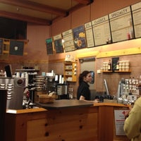 Photo taken at Caribou Coffee by Lincoln P. on 2/24/2012