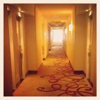 Photo taken at Hamburg Marriott Hotel by Lena Z. on 5/4/2012