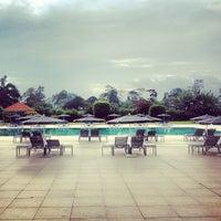 Photo taken at Hilton Malabo by Kaysha on 6/10/2012