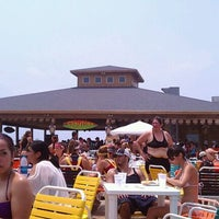 Photo taken at Clayton's Beach Bar And Grill by Michael R. on 5/5/2012