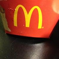 Photo taken at McDonald's by daya o. on 5/9/2012
