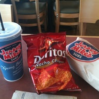 Photo taken at Jersey Mike's Subs by David F. on 3/21/2012