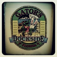 Photo taken at Gator's Dockside by Haley C. on 9/8/2012