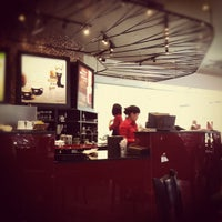 Photo taken at Highlands Coffee by meoo on 5/23/2012