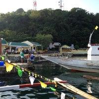 Photo taken at Pantalan sa Tingloy by Rainier A. on 8/16/2012
