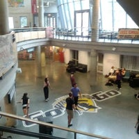 Photo taken at Student Life Centre (SLC) by Michelle L. on 3/3/2012