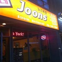 Photo taken at Joons Korean Restaurant by Kristopher S. on 4/29/2012