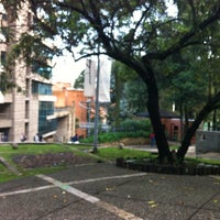 Photo taken at Pontificia Universidad Javeriana by Gabriel B. on 3/27/2012