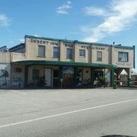 Photo taken at Desert Inn Bar & Restaurant by Luis F. on 2/14/2012