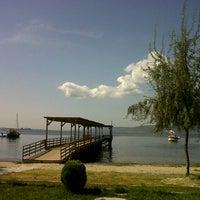 Photo taken at Park Yeşil Mira by Tuba A. on 9/13/2012
