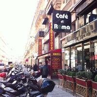 Photo taken at L'Entrecôte de Paris by Pierre L. on 3/8/2012