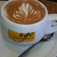 Photo taken at Ugo by Sheena B. on 3/21/2012