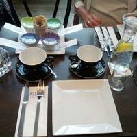 Photo taken at Brasserie Zuidplein by Reginald S. on 7/1/2012