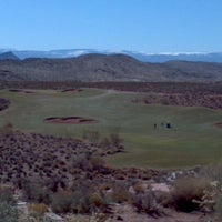 Photo taken at Coral Canyon Golf Course by Greg H. on 2/21/2012
