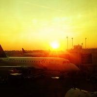 Photo taken at Terminal C by Nat M. on 8/31/2012