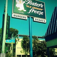 Photo taken at Fosters Freeze by Chris P. on 2/26/2012